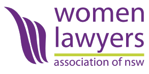 woman lawyers association nsw