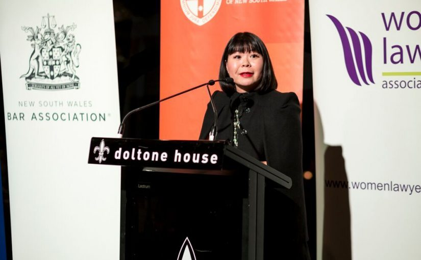 Holly Lam, President WLANSW – Awards Dinner opening address
