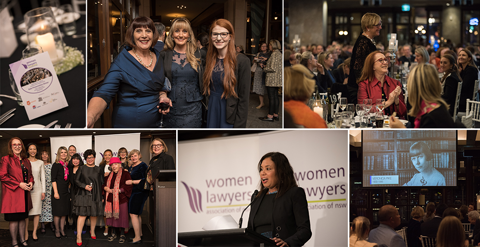 Women Lawyers Achievement Awards - pictures from 2019